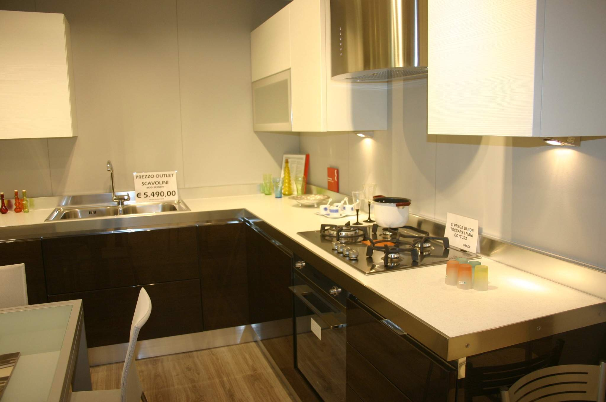 Cucina SCENERY | Piacentini Arredamenti