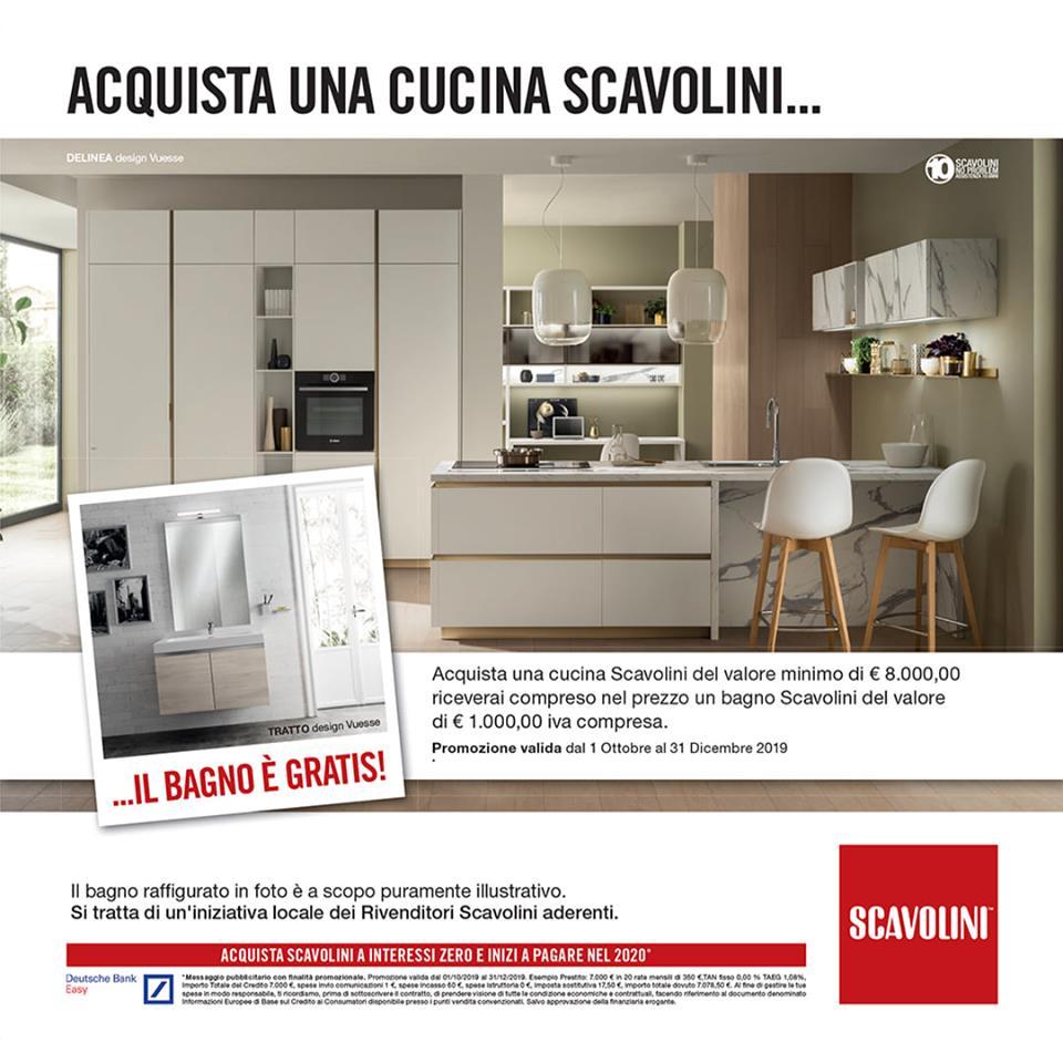 emejing promozione cucine scavolini contemporary home
